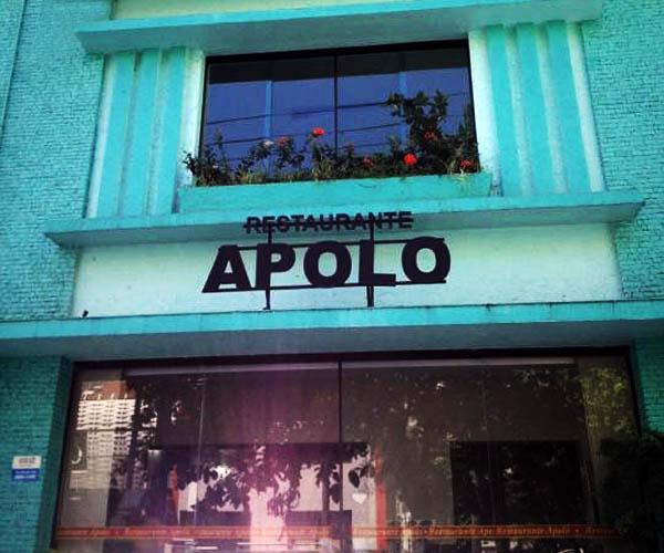 Restaurante em Santos