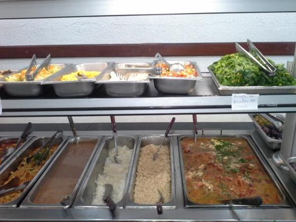 Restaurante por Quilo no Gonzaga