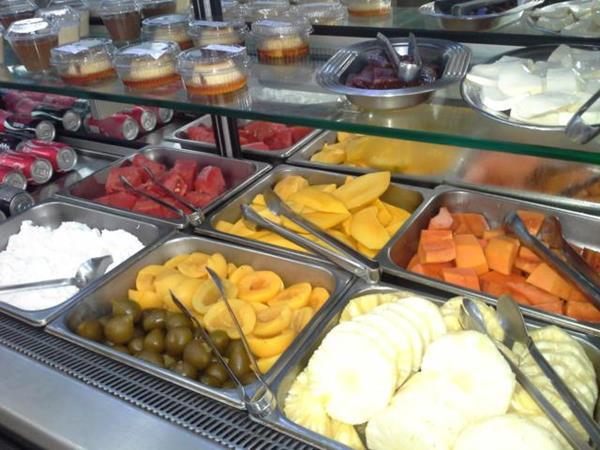 Comida por Quilo em Santos